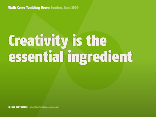 creativity is an essential ingredient for Creativity: essential to excellence, excellence institute, γωνίας δρυαδών, larnaca, cyprus thu nov 30 2017 at 06:30 pm, english text follows.