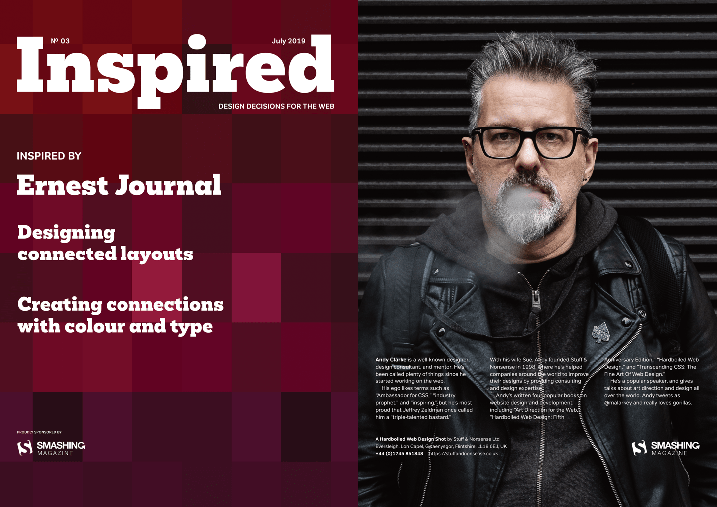 Inspired Design Decisions Issue 3