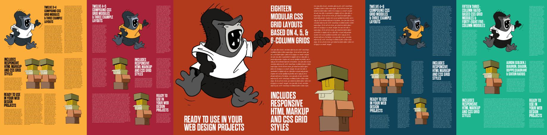 Layout Love grid layout sets