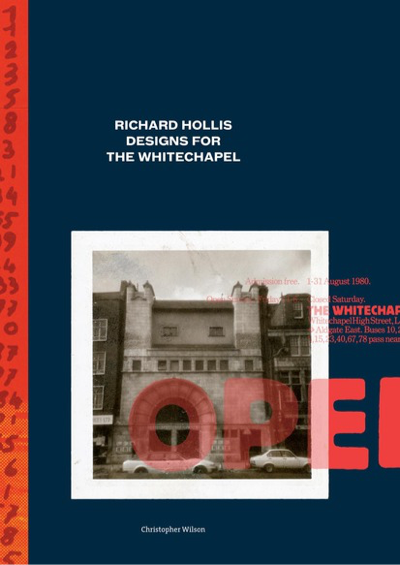 Richard Hollis Designs for the Whitechapel