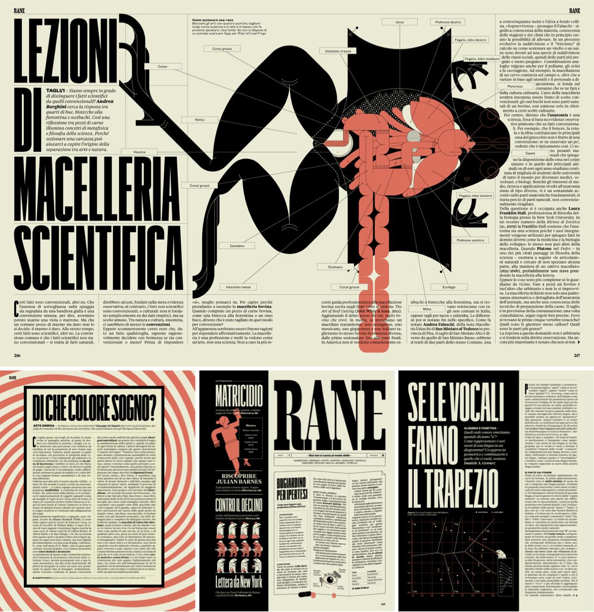 Francesco Franchi's work for Intelligent Lifestyle Magazine