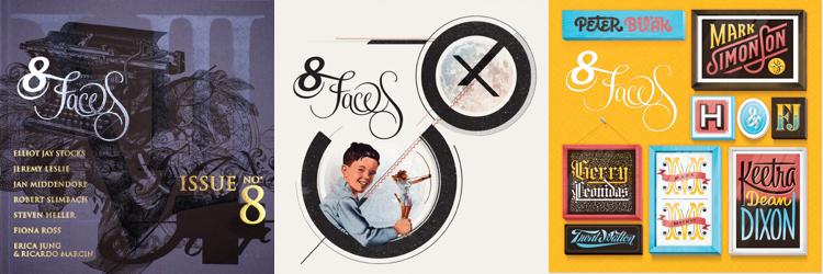 8 Faces 1–8