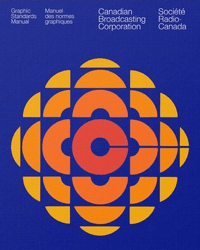 1974 Canadian Broadcasting Corporation Graphic Standards Manual Revival