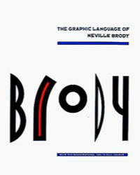 The Graphic Language of Neville Brody