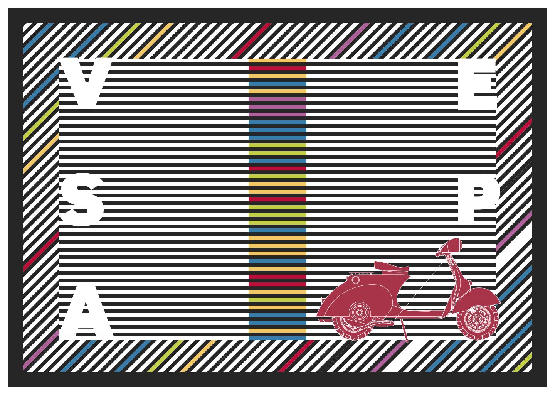 My Milton Glaser inspired design